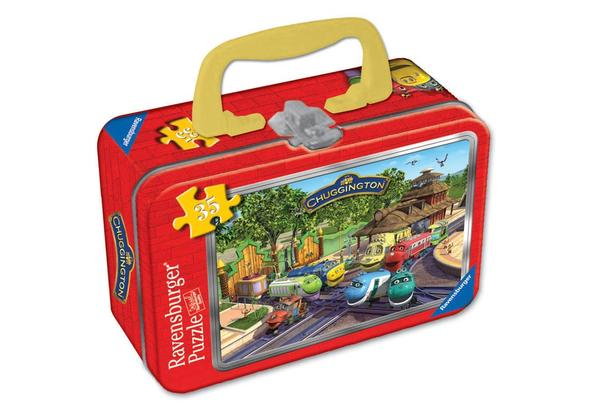 Chuggington - Safari Chuggers Chuggington Jigsaw Puzzle