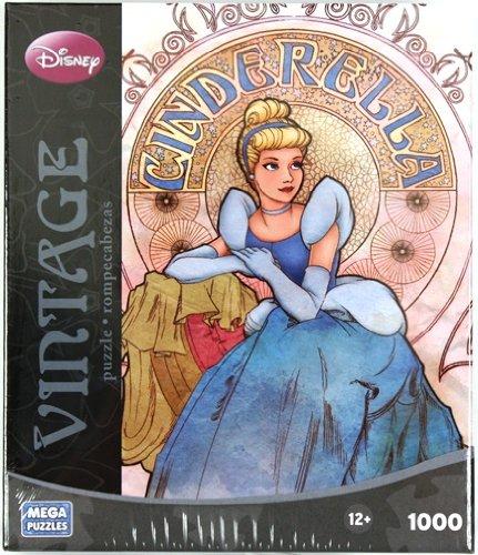 Disney Vintage - Cinderella Disney Jigsaw Puzzle