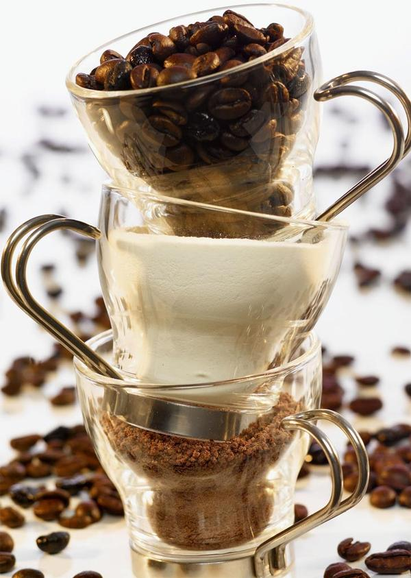 Coffee Ingredients Food and Drink Jigsaw Puzzle