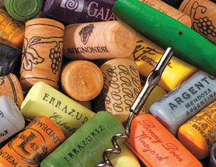 Cork Collection Food and Drink Jigsaw Puzzle