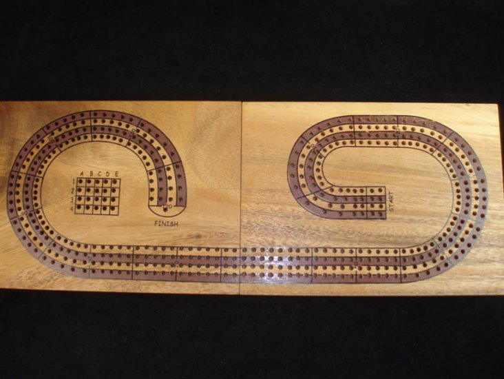 Cribbage - 4 Person Set