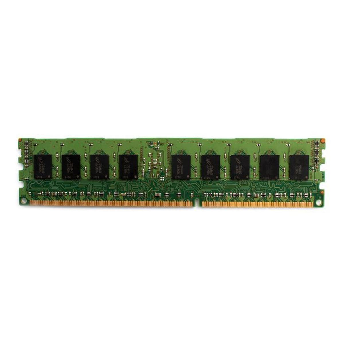 4GB DDR3-1600 PC3-12800 ECC Unbuffered 240 Pin 1.5V CL=11 Memory