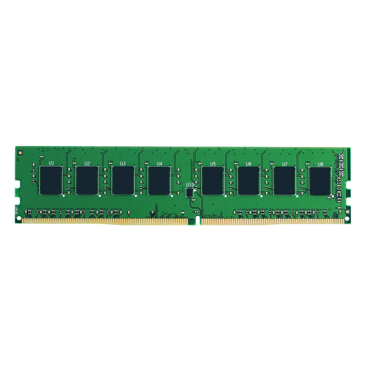 16GB DDR4-2400 PC4-19200 Non-ECC Unbuffered 288 Pin 1.2V  CL17 Memory