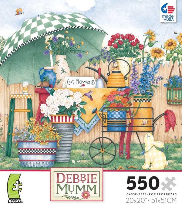 Debbie Mumm - Roadside Stand Americana Jigsaw Puzzle