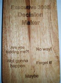Decision Maker - Executive