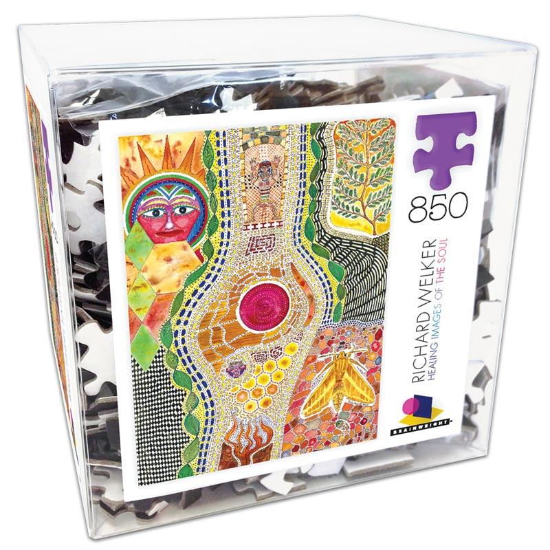 Wellhead Fine Art Jigsaw Puzzle