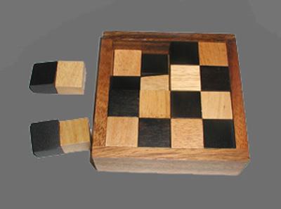 Devils Chessboard