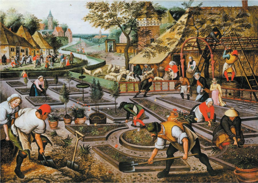 Spring Spring Jigsaw Puzzle