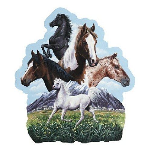 Dynasty Horses Jigsaw Puzzle