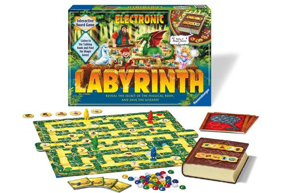 Electronic Labyrinth Fantasy
