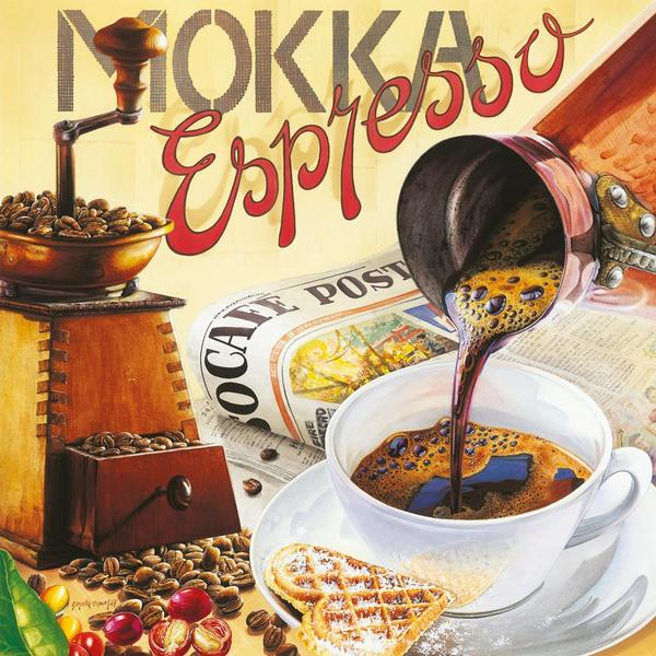 Espresso! Food and Drink Jigsaw Puzzle