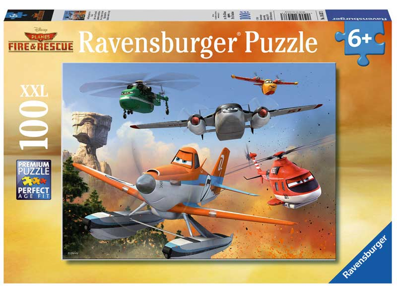 Fighting the Fire - Scratch and Dent Disney Jigsaw Puzzle