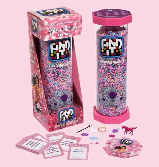 Find It - Glitz & Glamour - Scratch and Dent