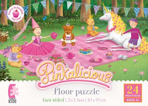 Floor Puzzle - Pinkalicious Princess Floor Puzzle