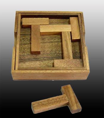 Four T's Puzzle