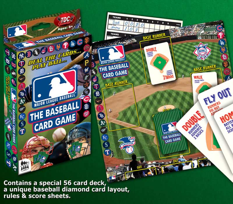 Baseball Card Game Mlb