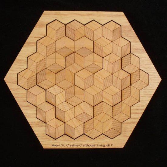 Hexagon 10 in Solved Base