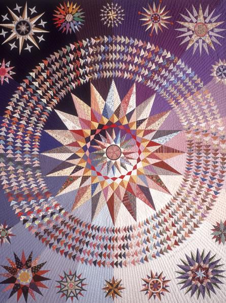 Nautical Stars Jigsaw Puzzle | PuzzleWarehouse.com : nautical star quilt pattern - Adamdwight.com
