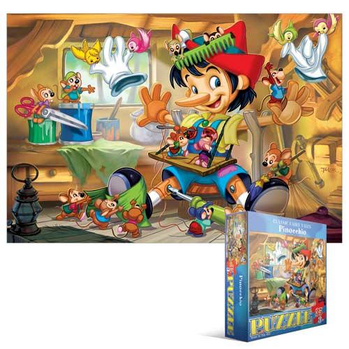 Pinocchio (Kids Classic Fairy Tales ) Children's Puzzles ...