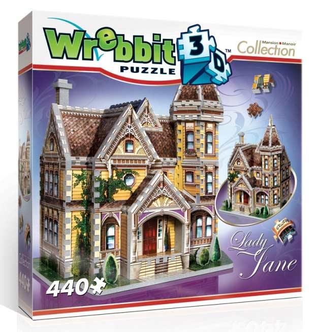 Lady Jane 3D Puzzle