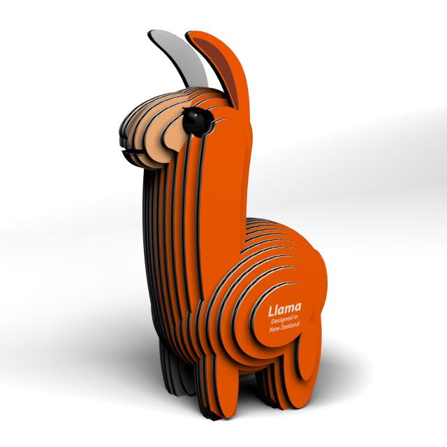 Llama Eugy Animals 3D Puzzle