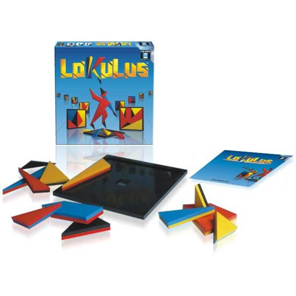 Lokulus - 3-D Puzzle Tangrams
