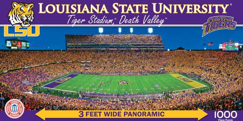 Louisiana State University Sports Jigsaw Puzzle