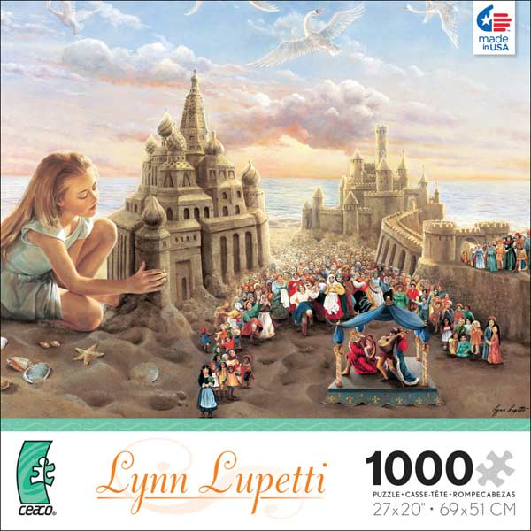 Lynn Lupetti The Architect Jigsaw Puzzle