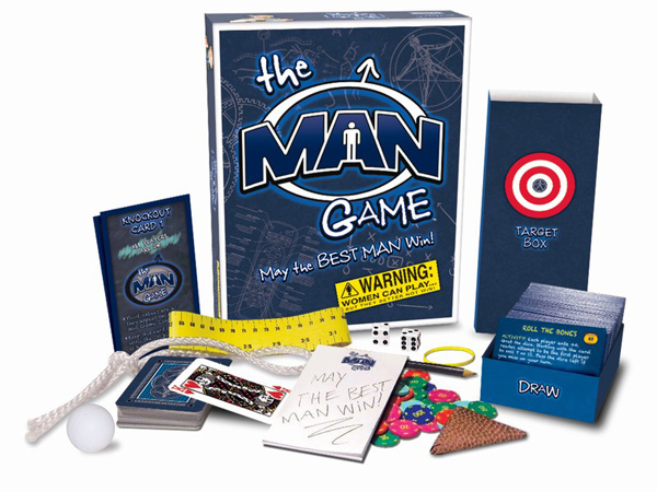 The Man Game Game