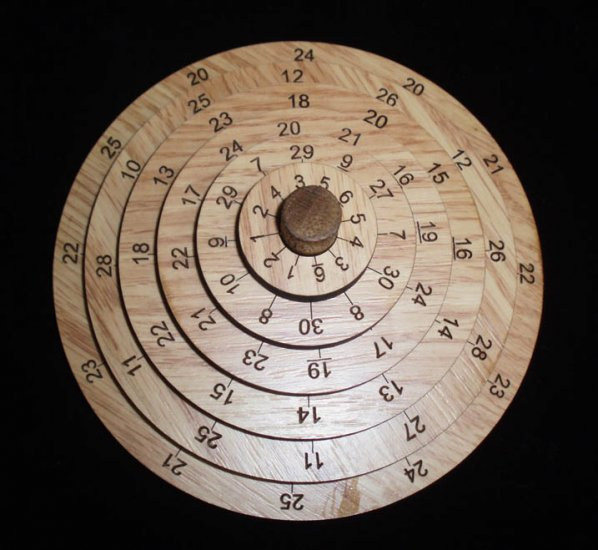 Math Wheel 100 Puzzlewarehouse Com