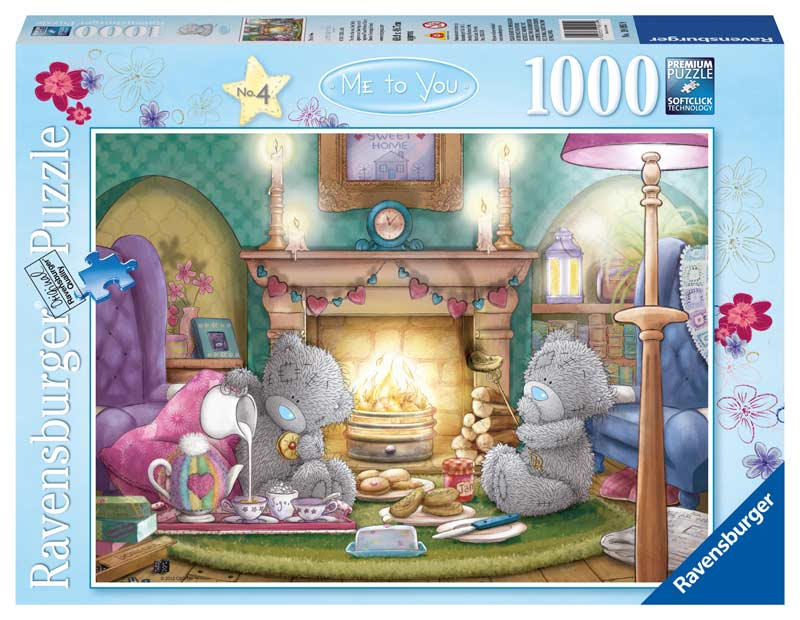 Me To You - Tea for Two Bears Jigsaw Puzzle