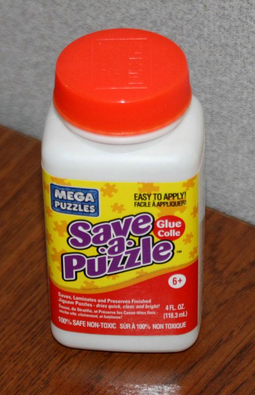 Mega Puzzle Glue Puzzlewarehouse Com