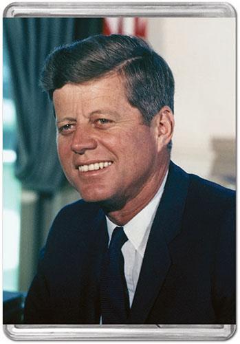 JFK (Mini) History Jigsaw Puzzle