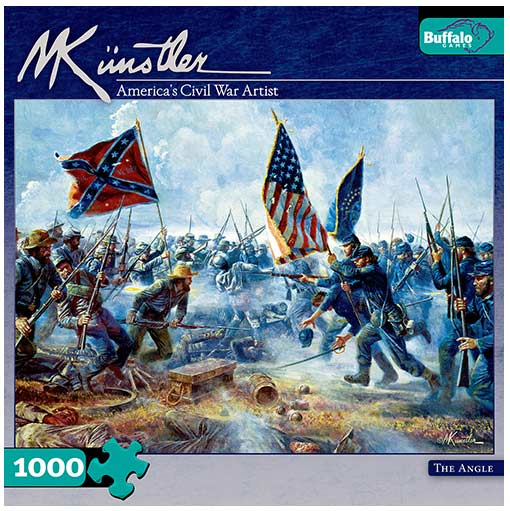 The Angle History Jigsaw Puzzle