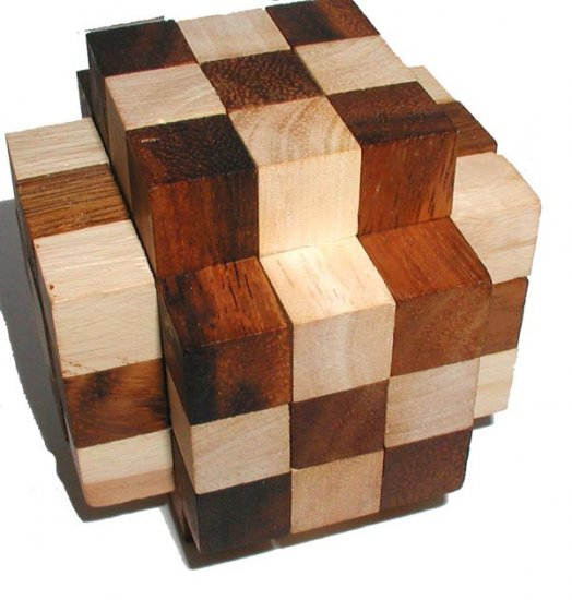 Muscle Cube (2-tone)