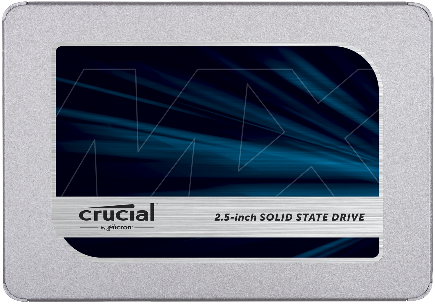 Crucial MX500 250GB 3D NAND SATA 2.5 Inch Internal SSD