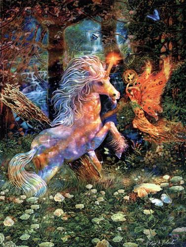 Mystical Shimmer - Unicorn King Fantasy Glitter/Shimmer/Foil