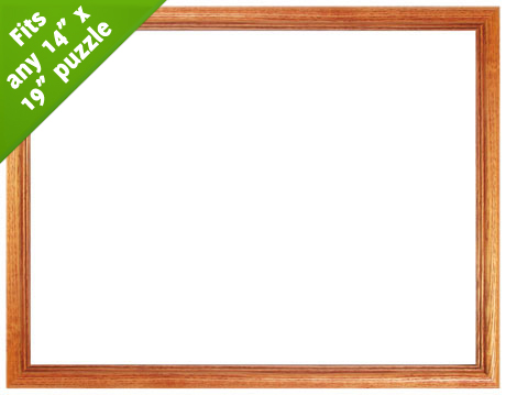 14 x 19 Wood Frame - Natural Accessory