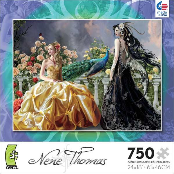 Nene Thomas - Pretty Gothic Jigsaw Puzzle