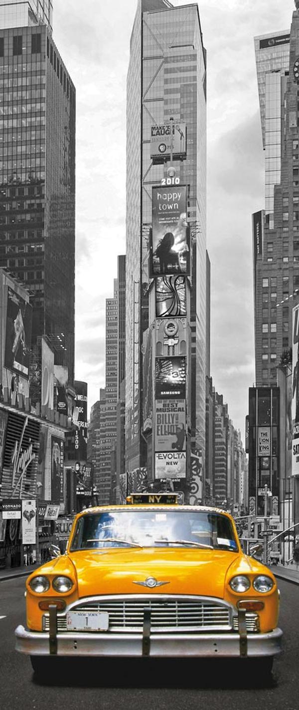 New York Taxi New York Jigsaw Puzzle