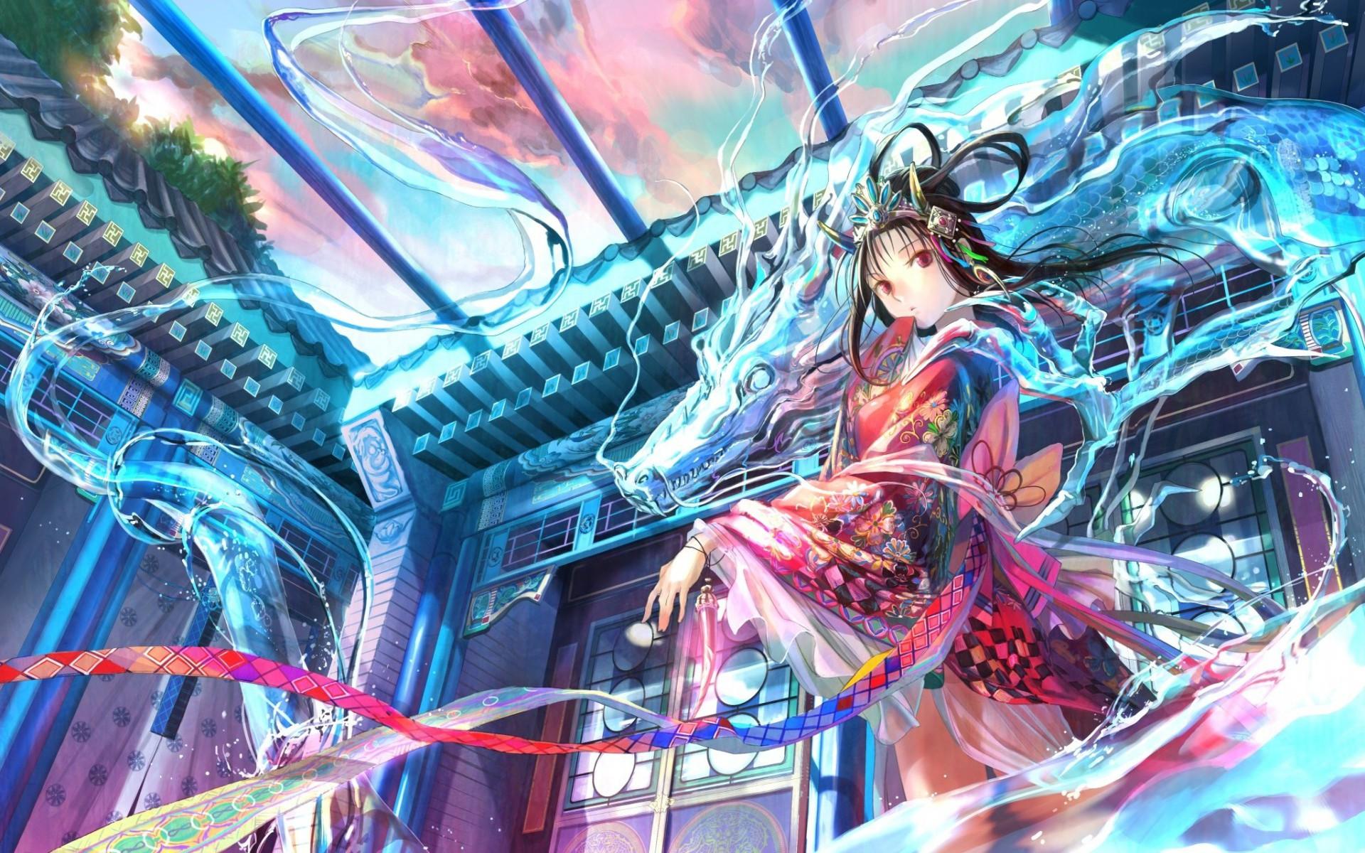 Dragon King's Daughter Fantasy
