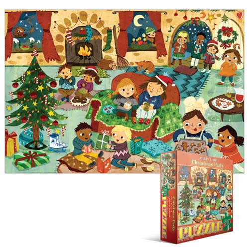 Christmas Party (Party Time!) Cartoons Jigsaw Puzzle