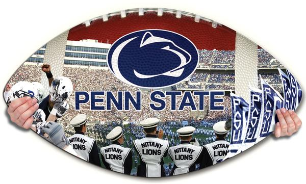 Collegiate Football - Penn State Sports Jigsaw Puzzle