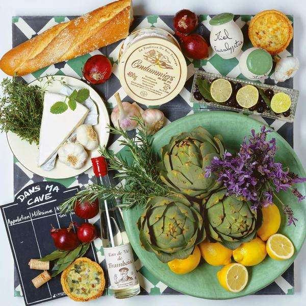 Picnic Food and Drink Jigsaw Puzzle