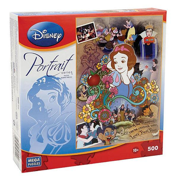 Disney Portrait Series - Snow White Disney Jigsaw Puzzle