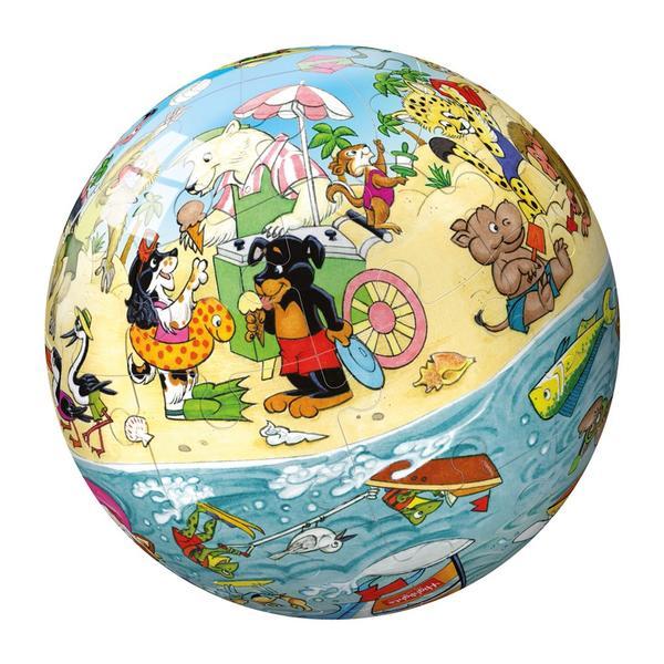 Puzzleball - Highlights Land & See (40pc) Beach Jigsaw Puzzle