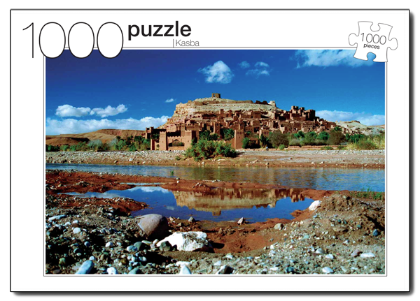 Kasba Photography Jigsaw Puzzle