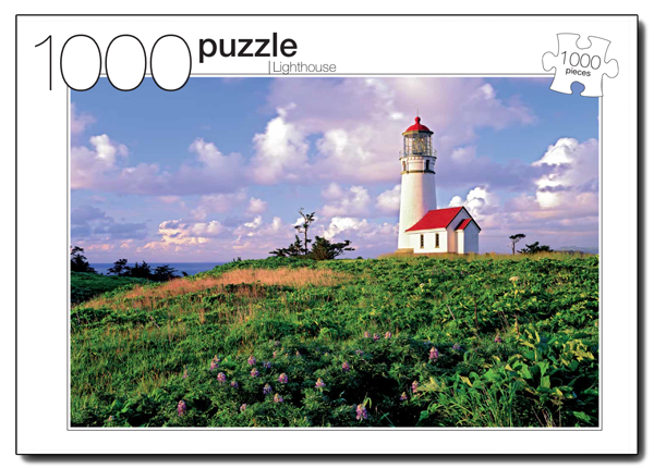 Lighthouse Photography Jigsaw Puzzle