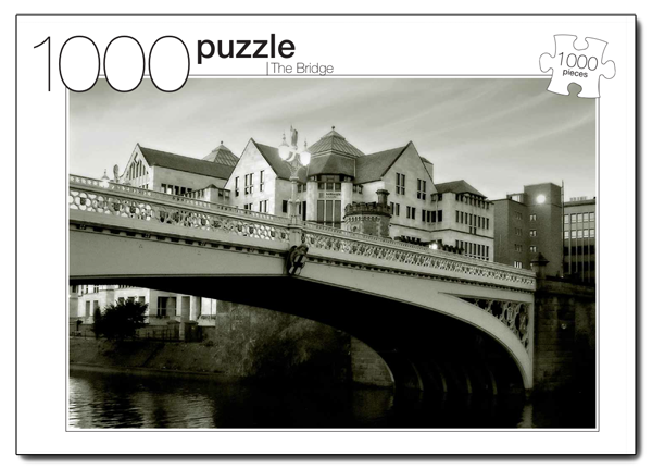 Bridge Photography Jigsaw Puzzle