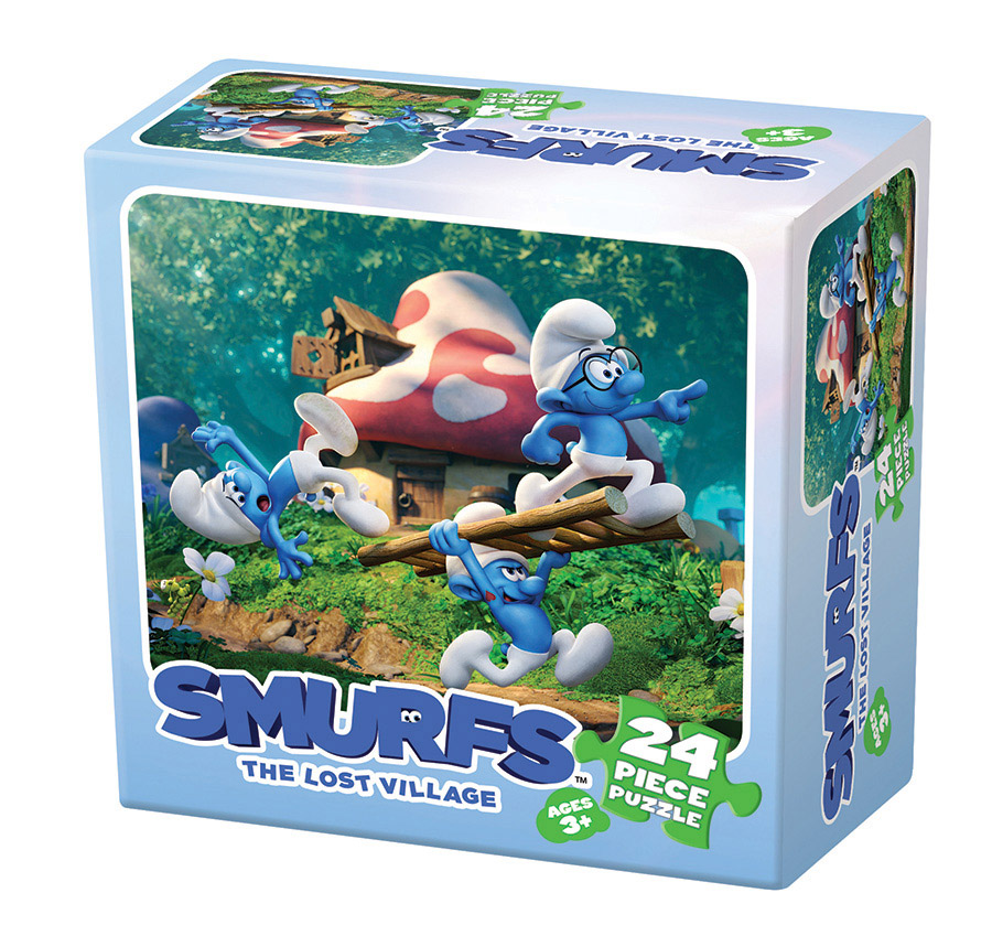 Smurfs: The Lost Village 1 Cartoons Jigsaw Puzzle